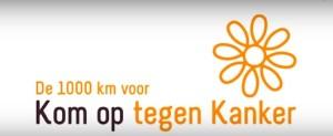 1000km fietsen tegen kanker 2016