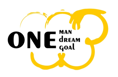 One man one dream one goal